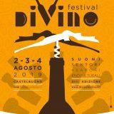 DiVino Festival: vini &more dal 2 al 4 agosto a Castelbuono