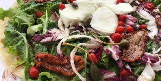 Piadina gourmet – La Regina