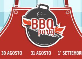 BBQ Party: dal 30 agosto all'1 settembre da Eataly