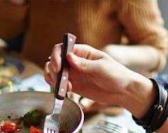 Un pranzo online per sentirsi più vicini (oggi) venerdì 20 marzo alle 13.