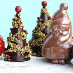 Natale 2020, idee regalo: il Noël cioccolatoso di Charlotte Dusart