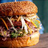 L'hamburger vegano di Al MercatoSteaks & Burgers